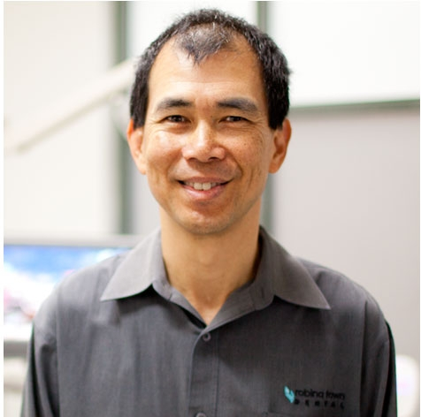 Dr John Utama, Dentist at Robina Town Dental
