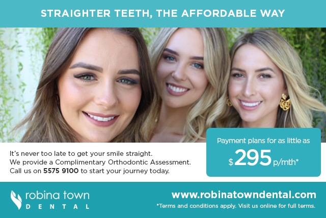 orthodontics robina gold coast