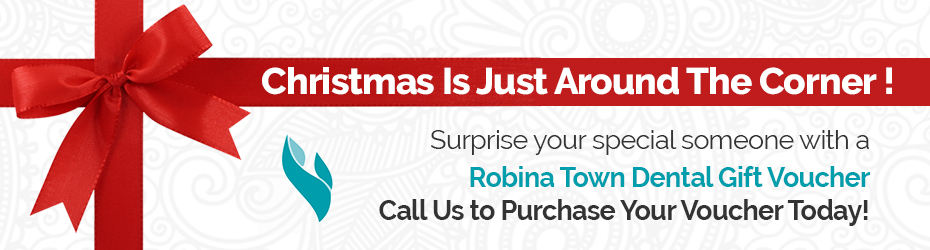 Robina Town Dental Christmas Voucher