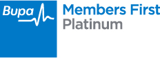 Bupa Members First Platinum Network