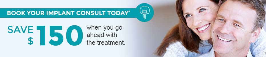 $150 Dental Implant Consultation Gold Coast